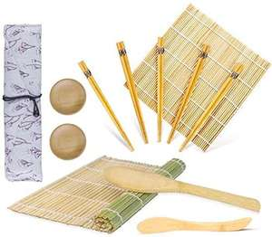Kit Sushi Bambù 12pz 3.9€