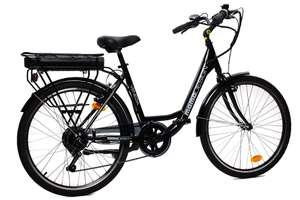"""Bici elettrica Momo Design VENEZIA 26"""" batteria al Litio"""
