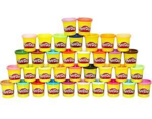 Hasbro Play-Doh - Mega Pack da 36 Vasetti