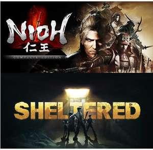 Epic Games - Nioh Complete Edition + Sheltered Gratis