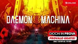 Gioca gratis a Daemon X Machina - Nintendo Switch