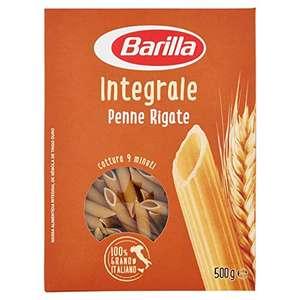 Barilla Pasta Penne Rigate Integrali - 500 g /fusilli in descrizione