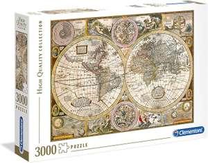 Puzzle 3000pz Clementoni 9.9€