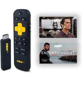 NOW Smart Stick con i primi 3 mesi a scelta fra Cinema oppure Entertainment  Chiavetta streaming   TV