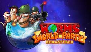 Worms World Party Remastered Steam CD Key @ Gamivo
