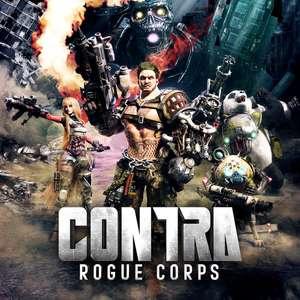 CONTRA ROGUE CORPS - Nintendo eShop