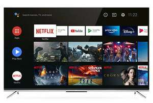 """TV LED TCL 55P715 55 """" Ultra HD 4K Smart HDR Android TV"""