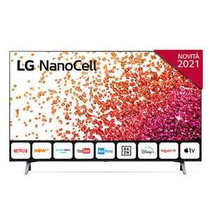 "TV NanoCell LG 55NANO756PR 55 "" Ultra HD 4K Smart HDR webOS"