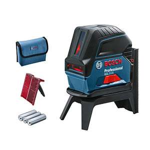OFFERTONA! BOSCH PROFESSIONAL POINT AND LINE LASER