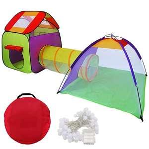Tenda Per Bambini con Tunnel