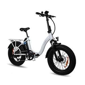 """DERUIZ 20""""/26"""" Bici Elettrica E-bike Pedalata Assisitita"""
