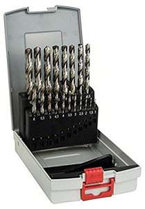 Bosch Professional Set da 19 Pezzi di punte per metallo