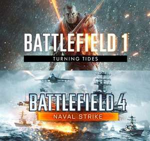 DLC - Battlefield 1 Turning Tides, Battlefield 4 Naval Strike - Gratis (PC, Xbox, PS4)