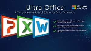 Ultra office gratis dallo store Microsoft