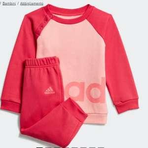 Adidas Bambina TUTA LINEAR FLEECE JOGGER