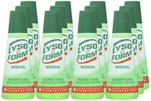 Lysoform Medical Disinfettante - Confezione Rispamio 12 pezzi da 250 ML