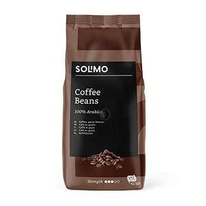Marchio Amazon - Solimo Chicchi di caffè 1 kg (1 x 1 kg)