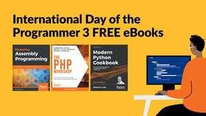 Fanatical Gratis: ebook Gratis per la Giornata Internazionale del Programmatore