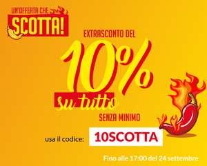 Amicafarmacia 10% EXTRASCONTO SENZA MINIMO