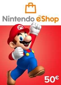 Nintendo eShop Gift Card 39.3€