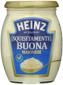 Heinz Maionese Originale Vetro Grande 460g (8 Confezioni)