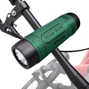 Cassa Bluetooth da 26W da bicicletta waterproof Con Torcia