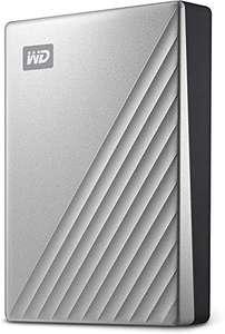 WD My Passport Ultra 1TB con Protezione Tramite Password e Software di Backup