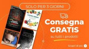 Spedizione gratuita su Mondadori Store