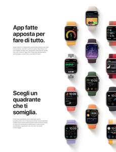 Disponibili i Nuovi Apple Watch 7 preordinabili su Amazon da 439€
