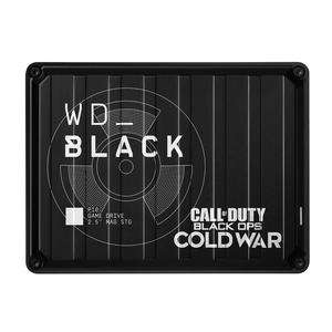 WD_BLACK Call of Duty®: Black Ops Cold War Special Edition - 2TBHDD portatile