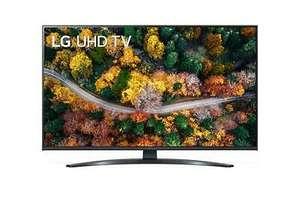 "TV LED LG 55UP78006LB 55 "" Ultra HD 4K Smart HDR webOS"