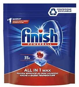 Finish All in One Max Lavastoviglie [35 Pastiglie]