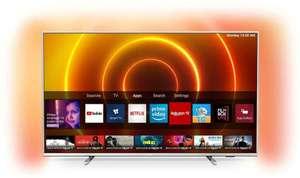 "Smart TV Philips 65"" UHD 4K Ambilight"
