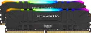 16GB RAM 3600MHz Crucial Ballistix RGB