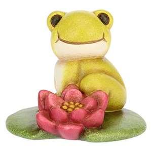 THUN ® - Mini Animale Rana - Ceramica