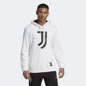 Felpa con Cappuccio Adidas DNA Graphic Juventus [Invio Gratis]
