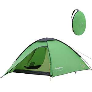 Tenda Campeggio 2 posti/3 posti