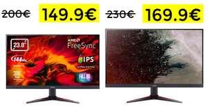 "Monitor Acer Nitro 144hz 24"" & 27"""