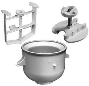 Accessorio Gelatiera per robot da cucina KitchenAid