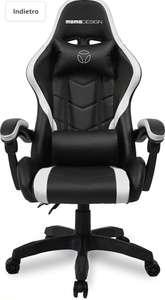 Momodesign MD-GC009-KW sedia gaming