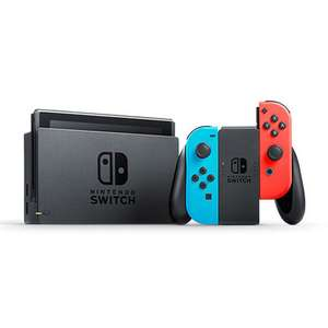 Nintendo Switch V2 - GREY o BLU/ROSSO
