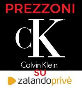 Prezzoni Calvin Klein su Zalando Privè