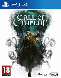 Call of Cthulhu per Playstation 4