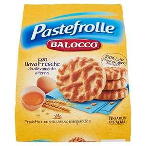 Balocco Pastefrolle Biscotti Frollini con Uova Fresche, 700g