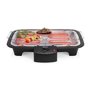 Tristar BQ-2813 Barbecue Elettrico, 2000 W, Plastica, Nero