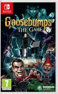 Goosebumps The Game - Nintendo eShop