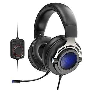 Headset USB Gaming, Surround 7.1