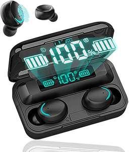 Cuffie Bluetooth 150 Ore di Riproduzione display LED