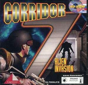 Gioco Gratis su GOG! Corridor 7 Alien Invasion (con VPN DE)
