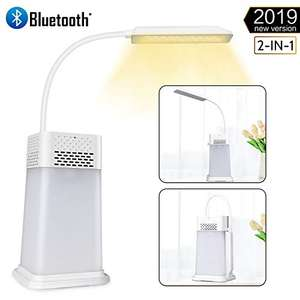 Lampada Bluetooth da Tavolo